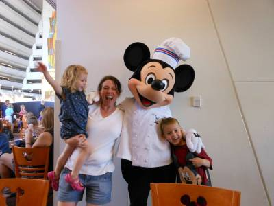 Photo illustrating Chef Mickey