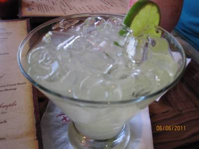 Photo illustrating <font size=1>Best. Margarita. EVER!!!!