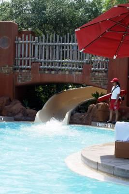 Samawati Pool Slide Passporter Photos