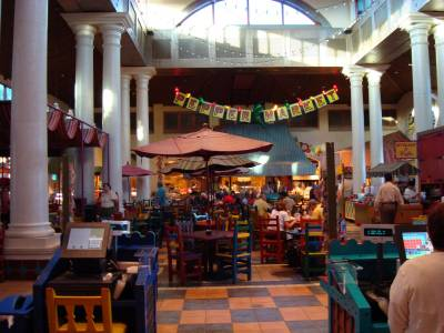 Photo illustrating <font size=1>Coronado Springs - Pepper Market