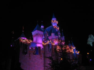 Sleeping Beauty Castle photo