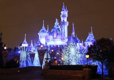 Photo illustrating <font size=1>Disneyland Park - Mickey