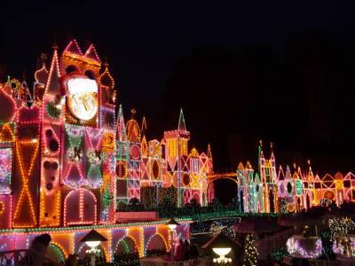 Photo illustrating Disneyland Park - It