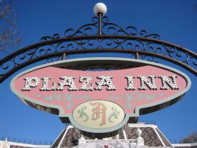 Photo illustrating <font size=1>Plaza Inn