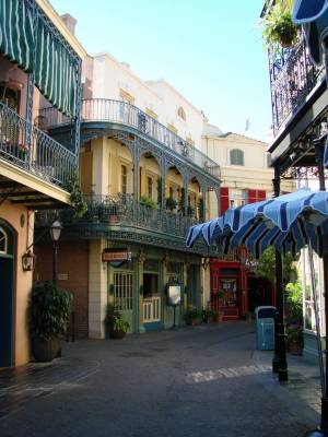 Photo illustrating Disneyland Park: New Orleans Square