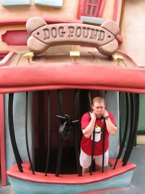 Disneyland Toontown Passporter Photos