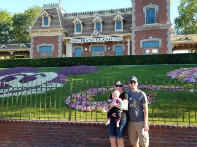 Top 8 Tips For Bringing A Baby to Disneyland For the First Time