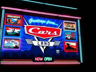 Cars Land photo