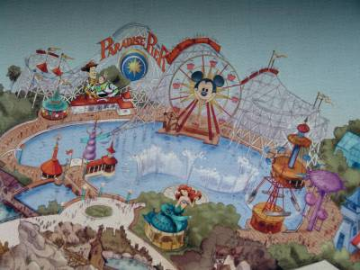 Photo illustrating Disneyland Resort - Touring