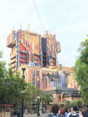 Photo illustrating <font size=1>Guardians of the Galaxy - Mission: BREAKOUT