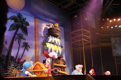 Photo illustrating Disney California Adventure - Disney Junior Live on Stage