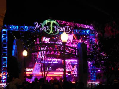 Photo illustrating <font size=1>California Adventure - Mad T Party