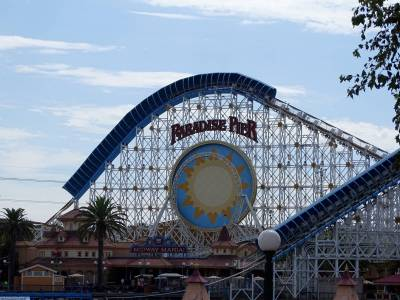 Photo illustrating California Adventure - Paradise Pier
