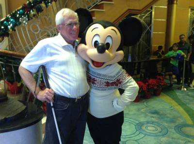 Disney Cruising with Special Needs - Vision Impairment