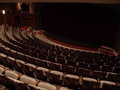 Photo illustrating <font size=1>Magic - Buena Vista Theatre
