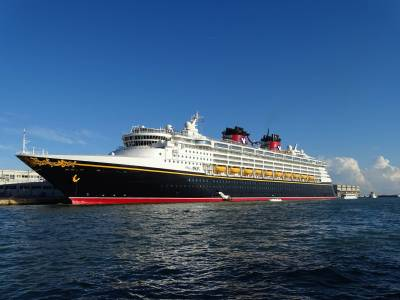 Photo illustrating <font size=1>Disney Magic in Venice