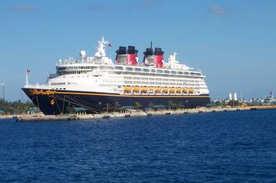 Photo illustrating DCL Cruise