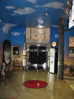 Disney Wonder Cadillac Lounge Entrance Passporter Photos