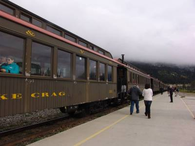 Skagway - White Pass and Yukon Route photo