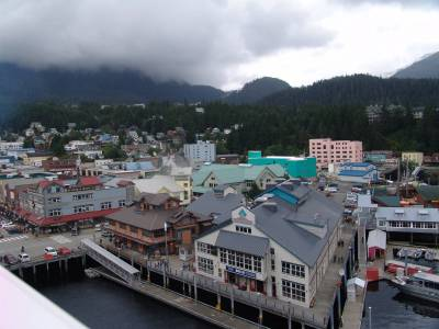 Disney Wonder - Ketchikan photo