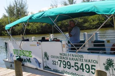 Manatee Tour in Cocoa Beach photo