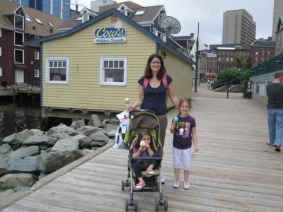 Photo illustrating Halifax, NS