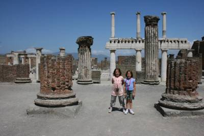 Pompeii, Italy photo
