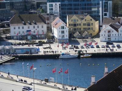 Photo illustrating Stavanger - Valbergtarnet