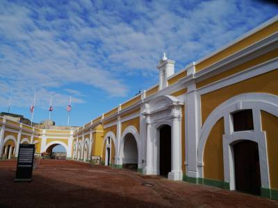 San Juan - Castillo San Felipe del Morro photo