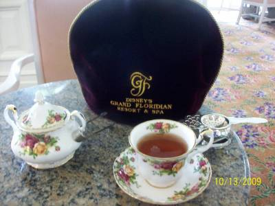 Grand Floridian Tea photo