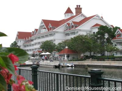 Photo illustrating <font size=1>Grand Floridian Marina