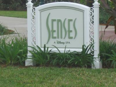 Photo illustrating Senses Spa at the Grand Floridian