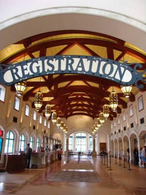 Photo illustrating Coronado Springs - lobby