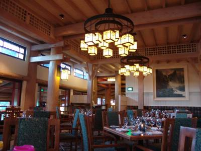 Wilderness Lodge - Artist Point photo