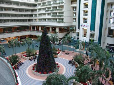 Hyatt Hotel at Orlando International Airport photo