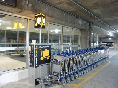 Orlando International Airport Luggage Carts Passporter Photos
