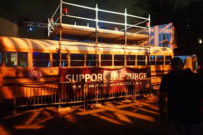 Photo illustrating Halloween Horror Nights