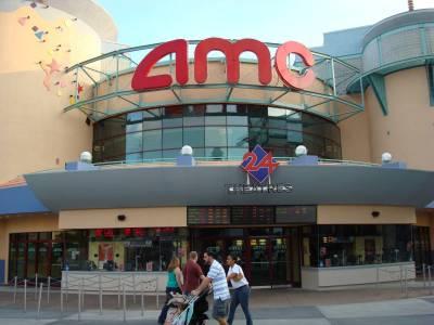 Photo illustrating <font size=1>Downtown Disney - AMC Theatre