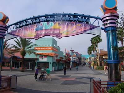 Downtown Disney - West Side photo