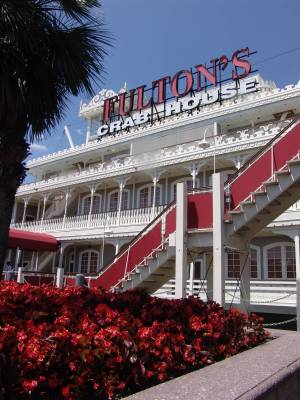 Downtown Disney - Fulton's Crab House photo