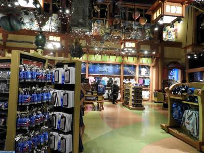 Photo illustrating World of Disney
