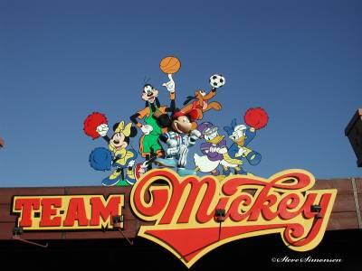 Photo illustrating <font size=1>Downtown Disney - Shopping