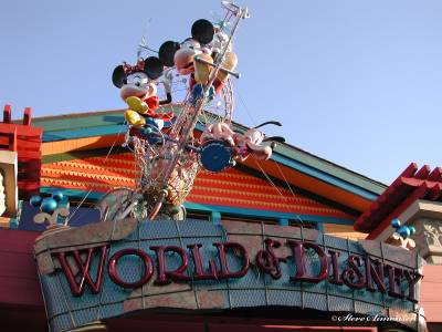 Photo illustrating Downtown Disney - Marketplace