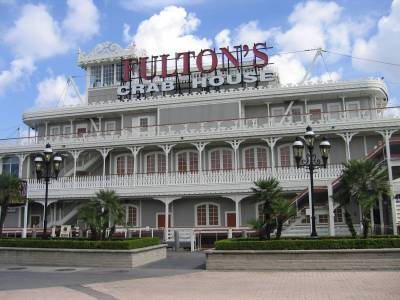 Downtown Disney - Marketplace - Fulton's Crab House photo