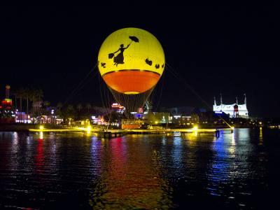 Photo illustrating <font size=1>Downtown Disney