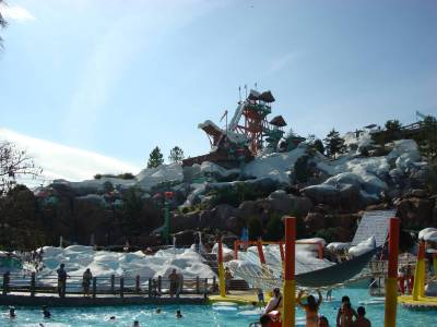 Photo illustrating Blizzard Beach - Ski Patrol Training Camp and Summit Plummet