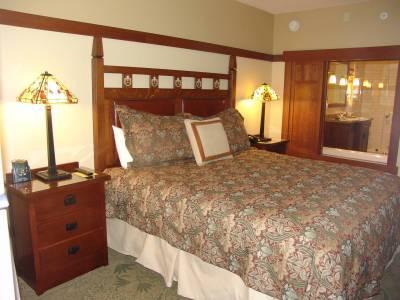 Grand Californian Hotel - one bedroom villa photo