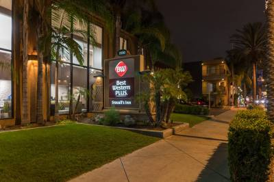 The Best Western Plus Stovall's Inn Good Neighbor Hotel at Disneyland