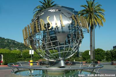 Universal Studios Hollywood Globe Passporter Photos