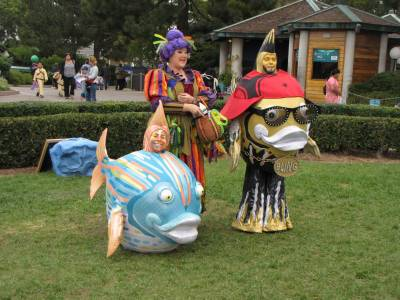 SeaWorld San Diego Halloween Spooktacular photo